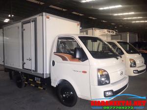 Xe tải H150 Hyundai Porter 1.5 Tấn Thùng Kín Composit