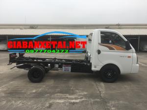 Xe Tải H150 Hyundai Porter – Xe Tải Nhẹ Chạy Phố Tải Trọng 1,5 Tấn