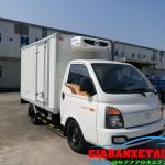 Xe tải H150 Hyundai Porter 1.5 Tấn Thùng Đông Lạnh