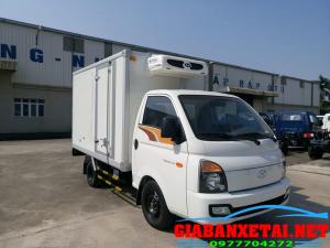 Xe Tải Đông Lạnh 1 Tấn Hyundai Porter H150 Nhập Khẩu