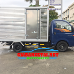 Xe tải H150 Hyundai Porter 1.5 Tấn Thùng Kín Inox