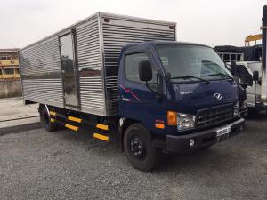 Xe Tải HD120 SL 8 tấn Thùng Kín