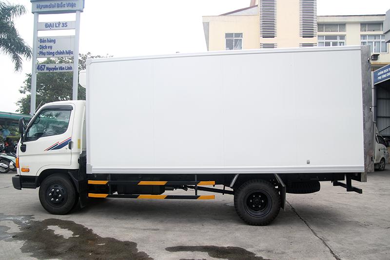 xe tải hyundai hd99 đông lạnh tại hà nội