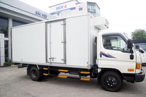Xe tải Hyundai HD99 đông lạnh