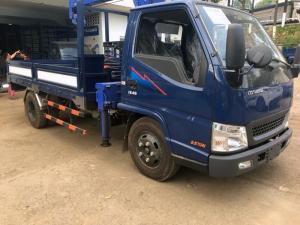 Xe Tải IZ49 Lắp Cẩu TADANO