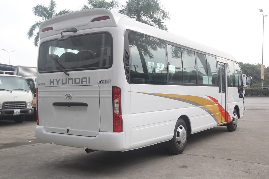 hyundai county 2018 euro 4