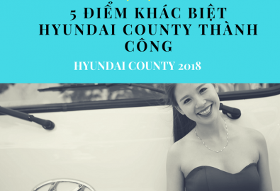 5 điểm khác biệt xe hyundai county thanh cong