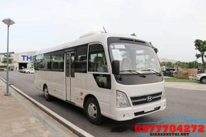 Xe 29 Chỗ Hyundai County 2019